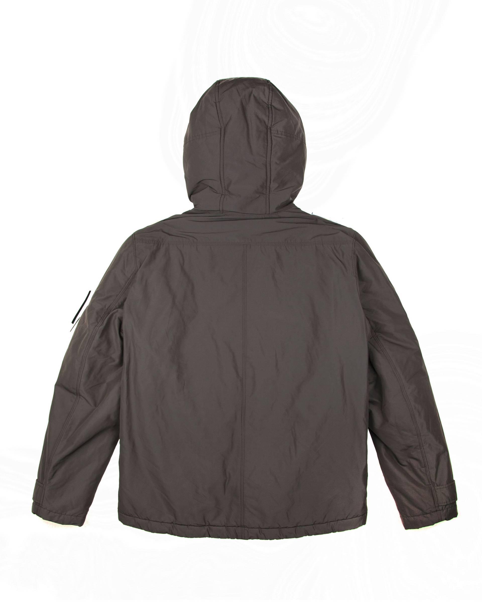 Куртка Stone Island Micro Reps With Primaloft Grey