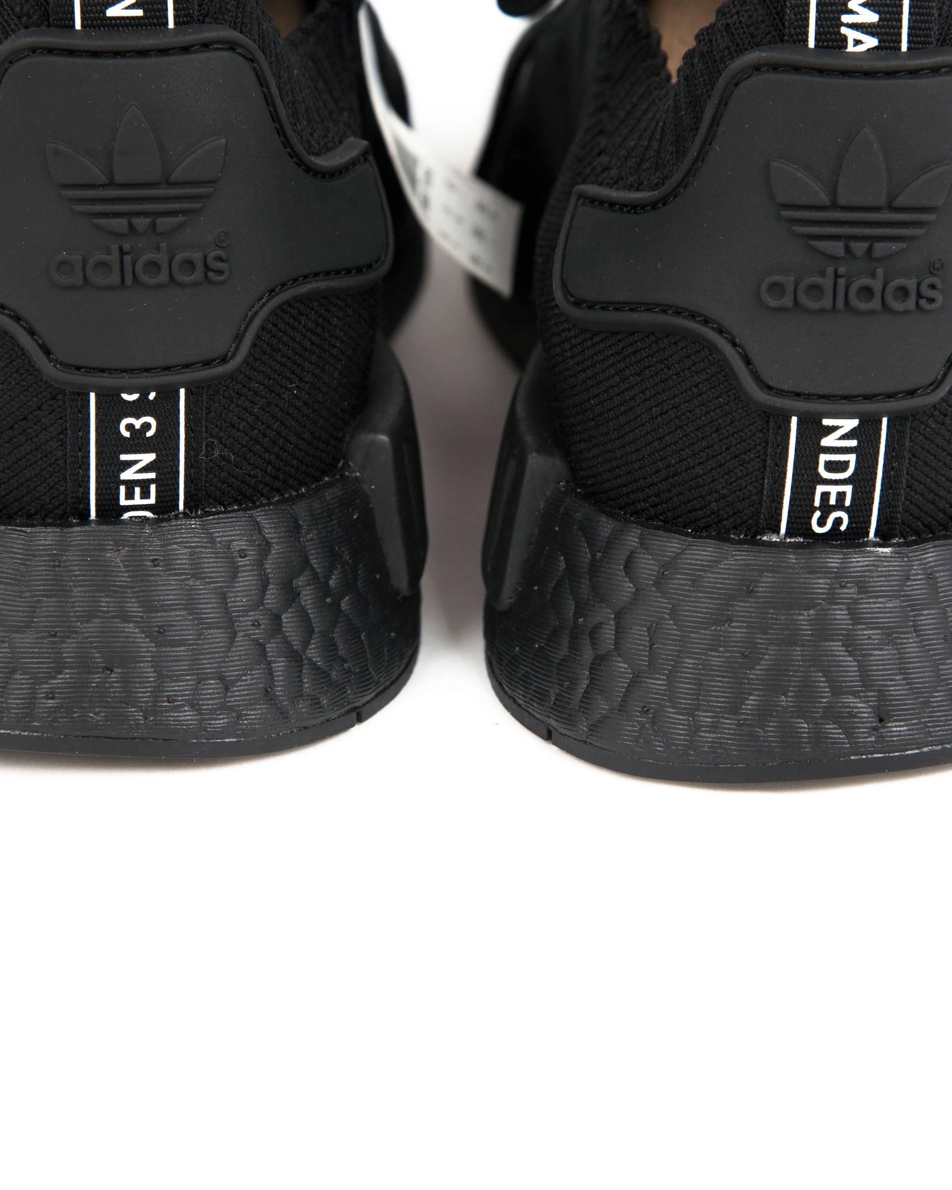 Кроссовки Adidas Originals NMD_R1 PK Black