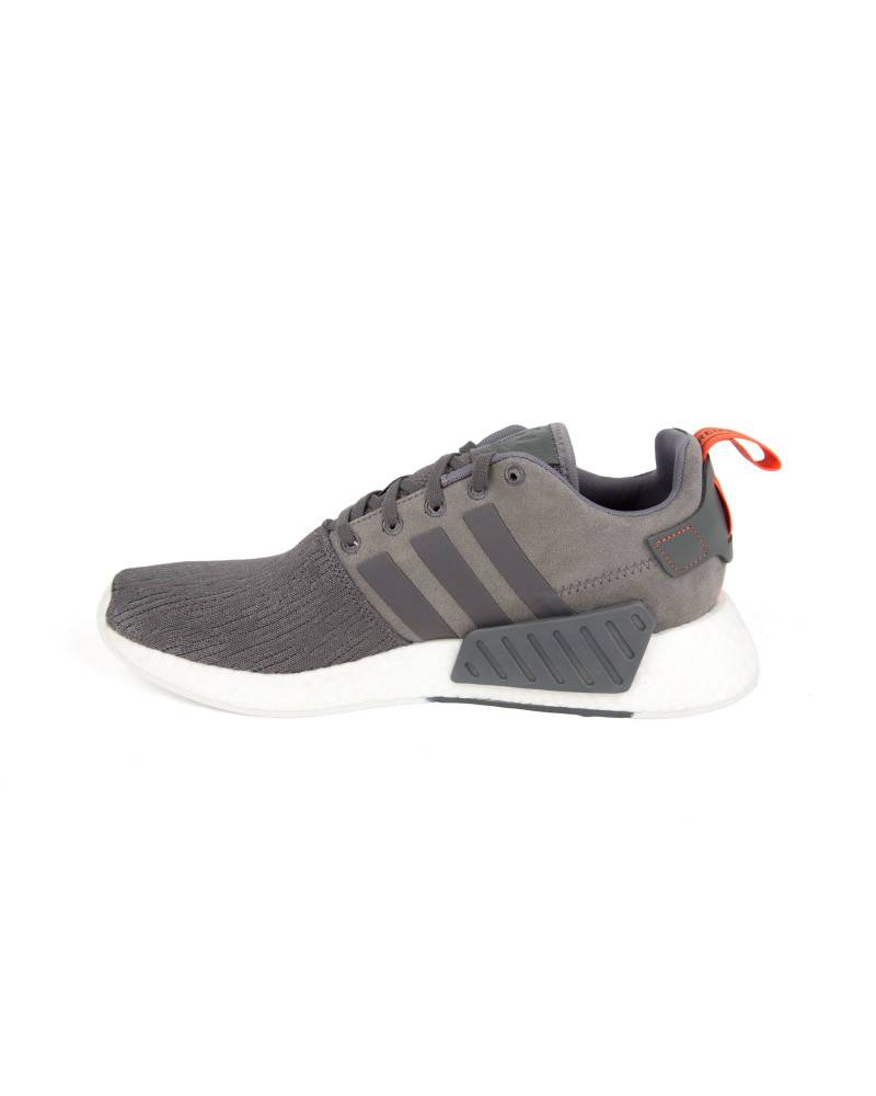 Кроссовки Adidas Originals NMD_R2 Grey