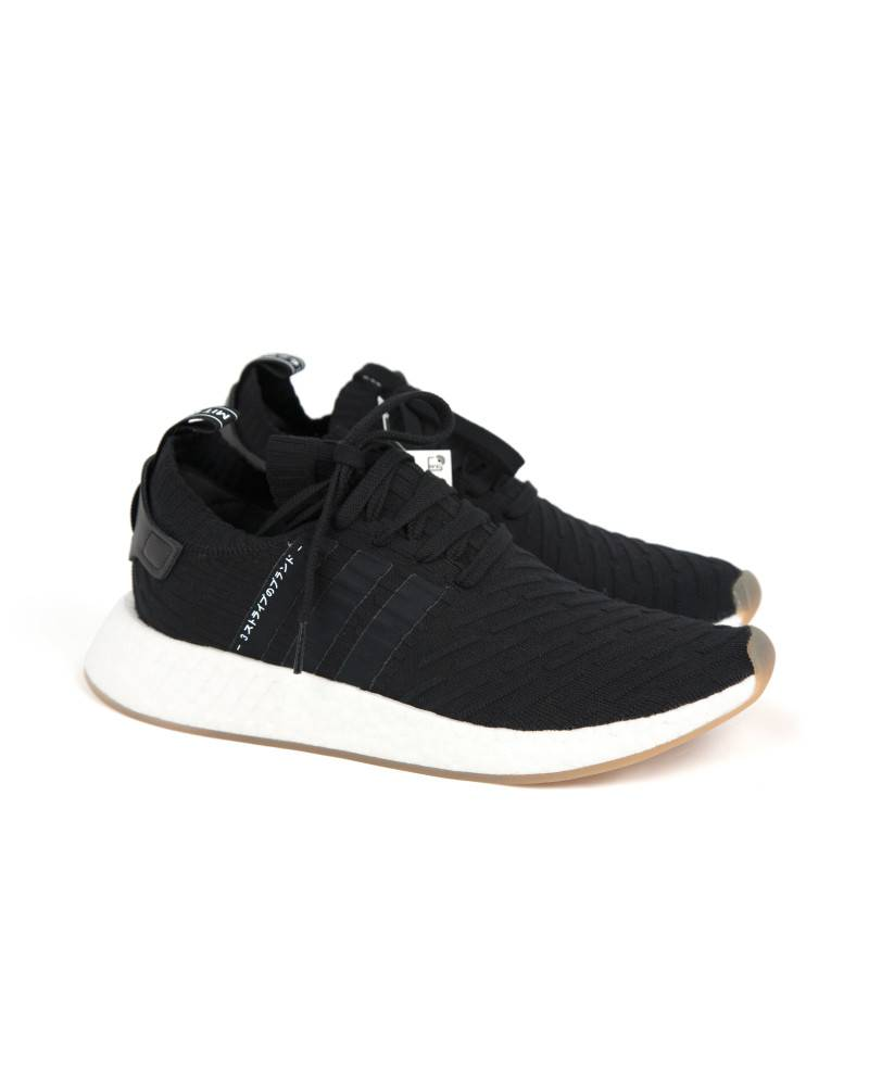 Кроссовки Adidas Originals NMD_R2 PK Black
