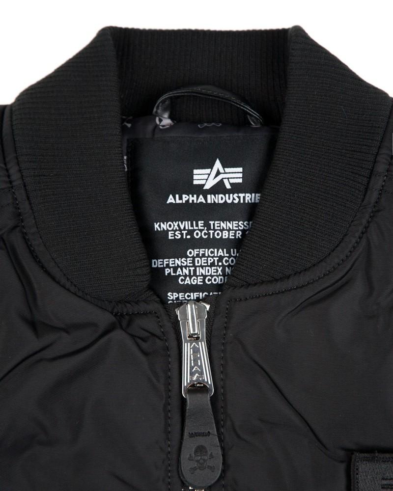 Куртка Alpha Industries Utility Jacket Speedway