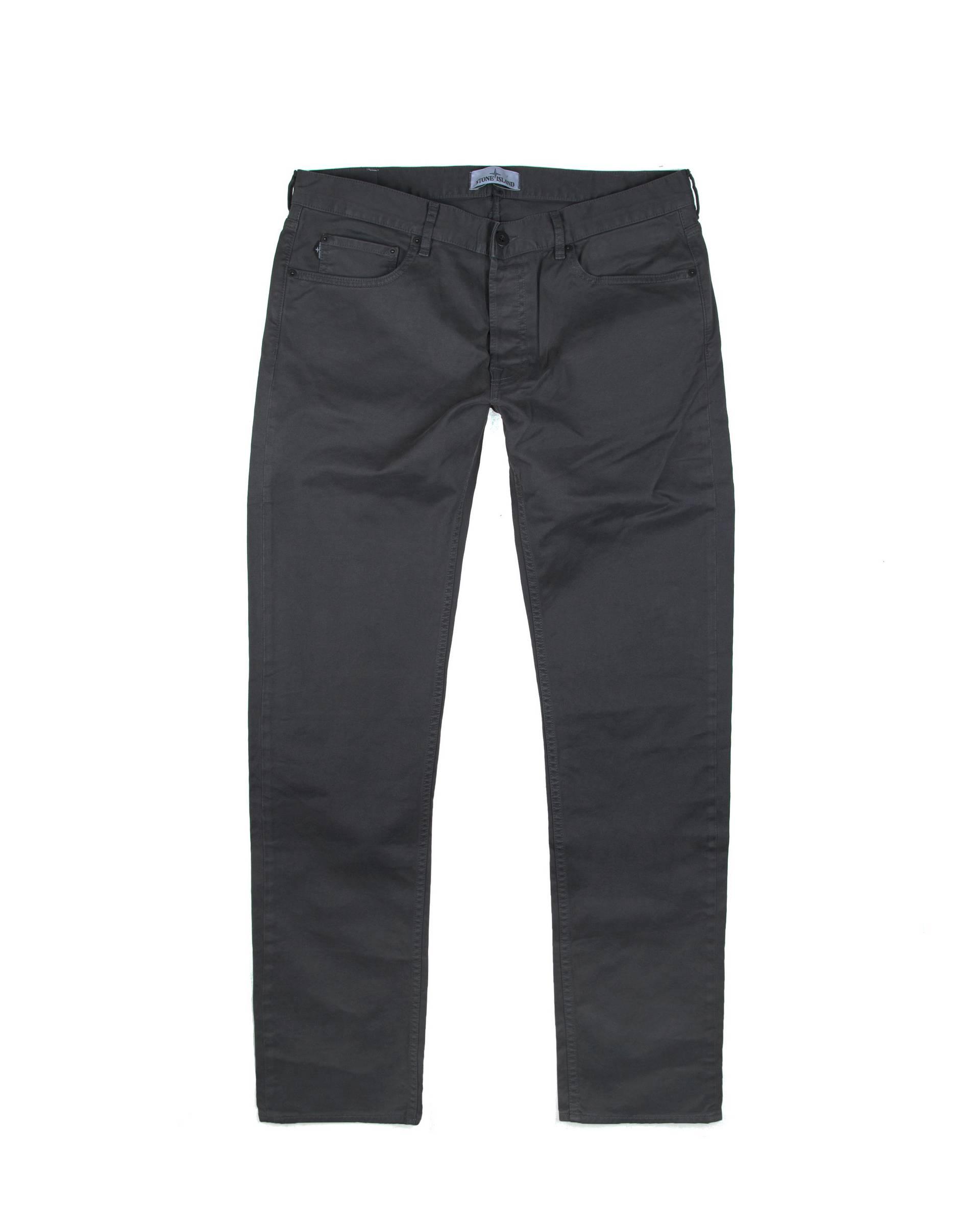 Брюки Stone Island Slim Grey Pants