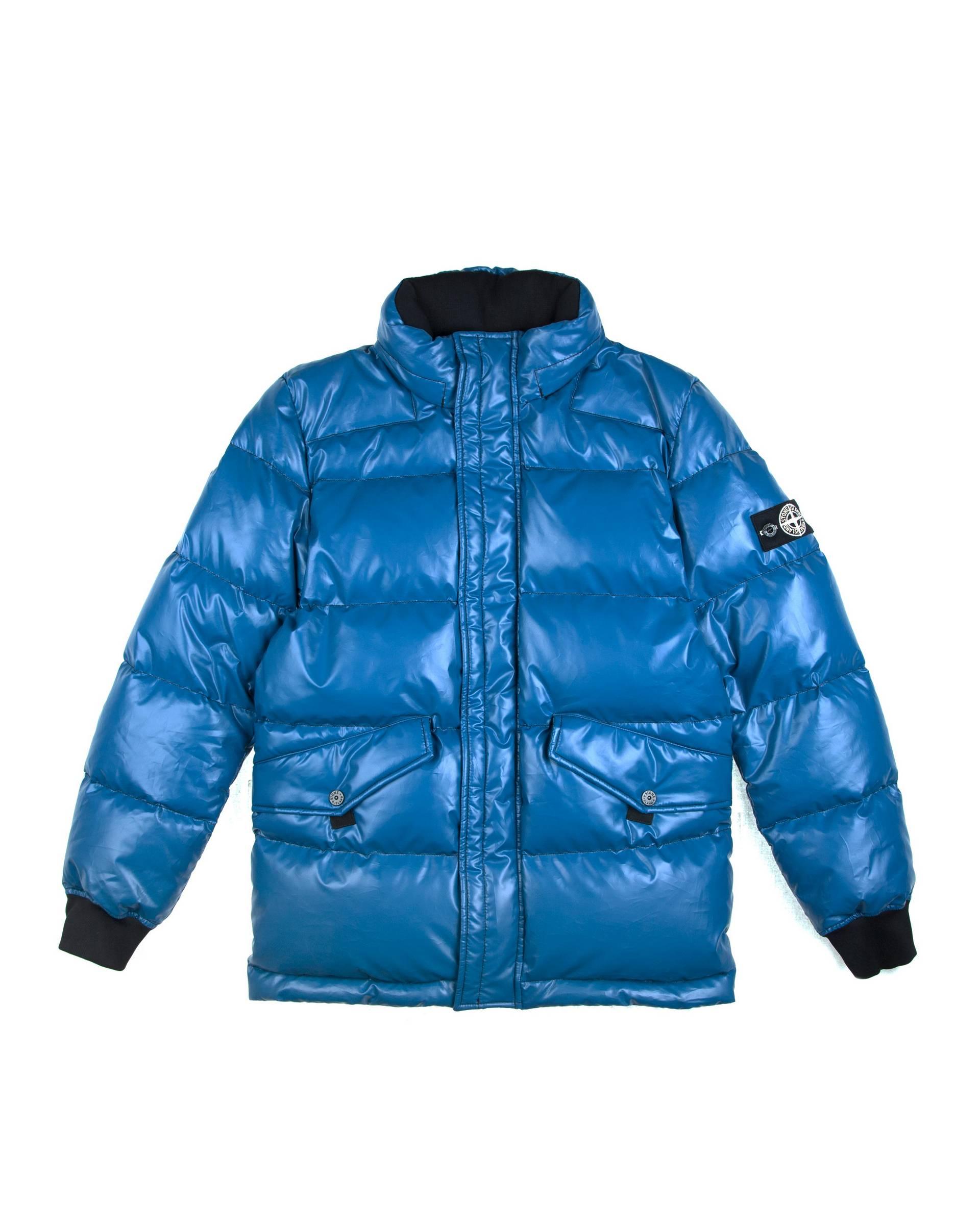 Куртка Stone Island Navy UnderSixteen Ice Jacket