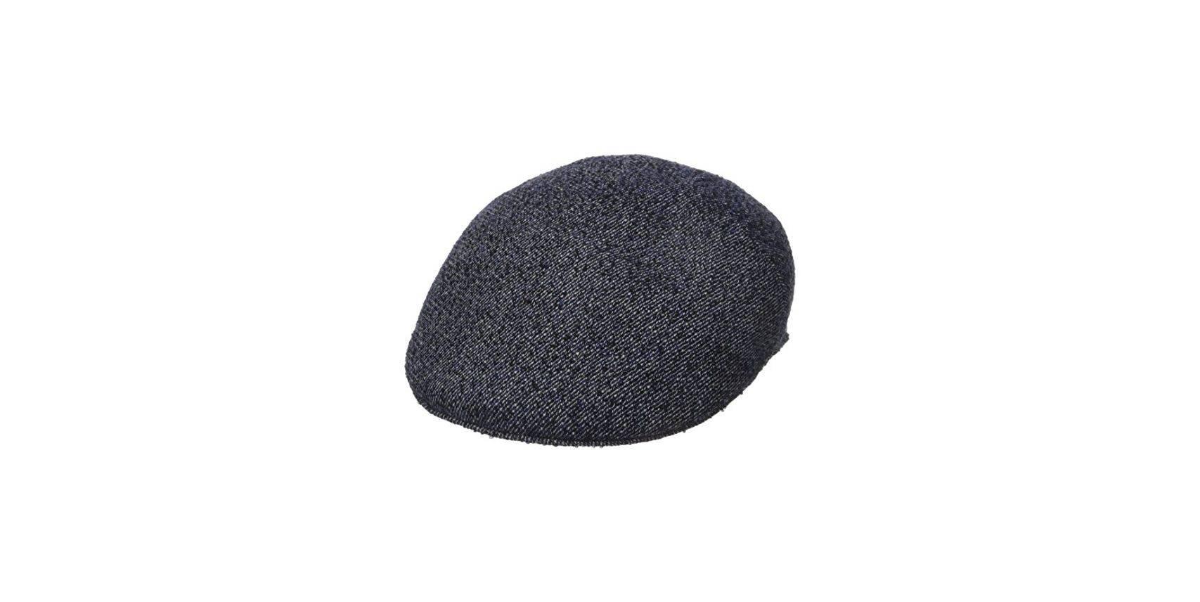 Кепка Kangol Tweed Milano Cap Denim Marl