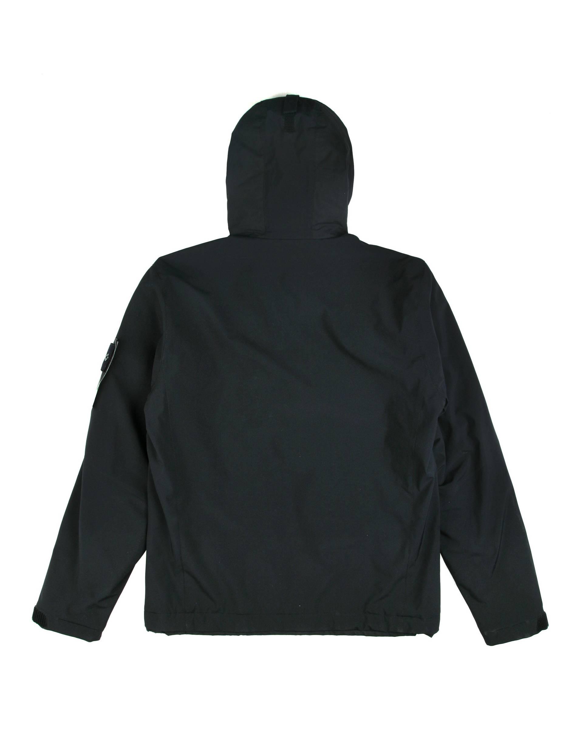 Куртка Stone Island Soft Shell-R Black Jacket