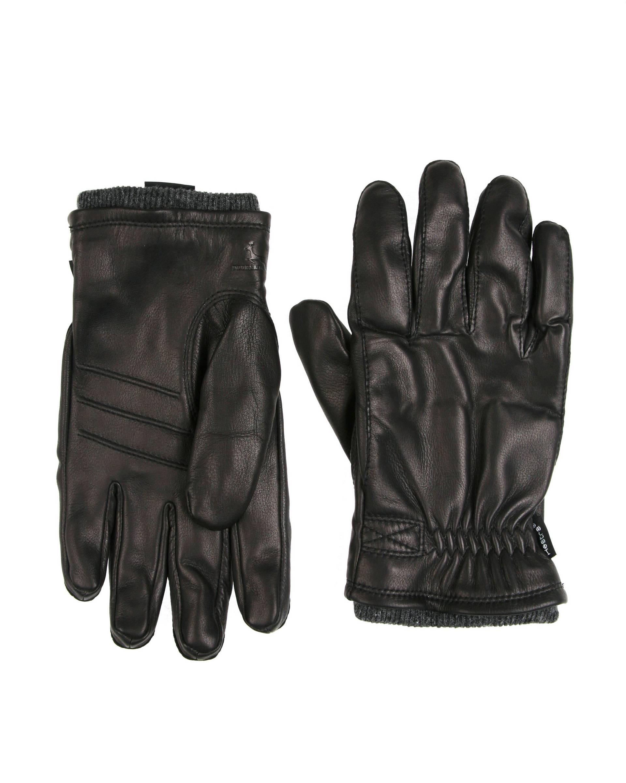 Перчатки Hestra 2047 Black Leather Gloves