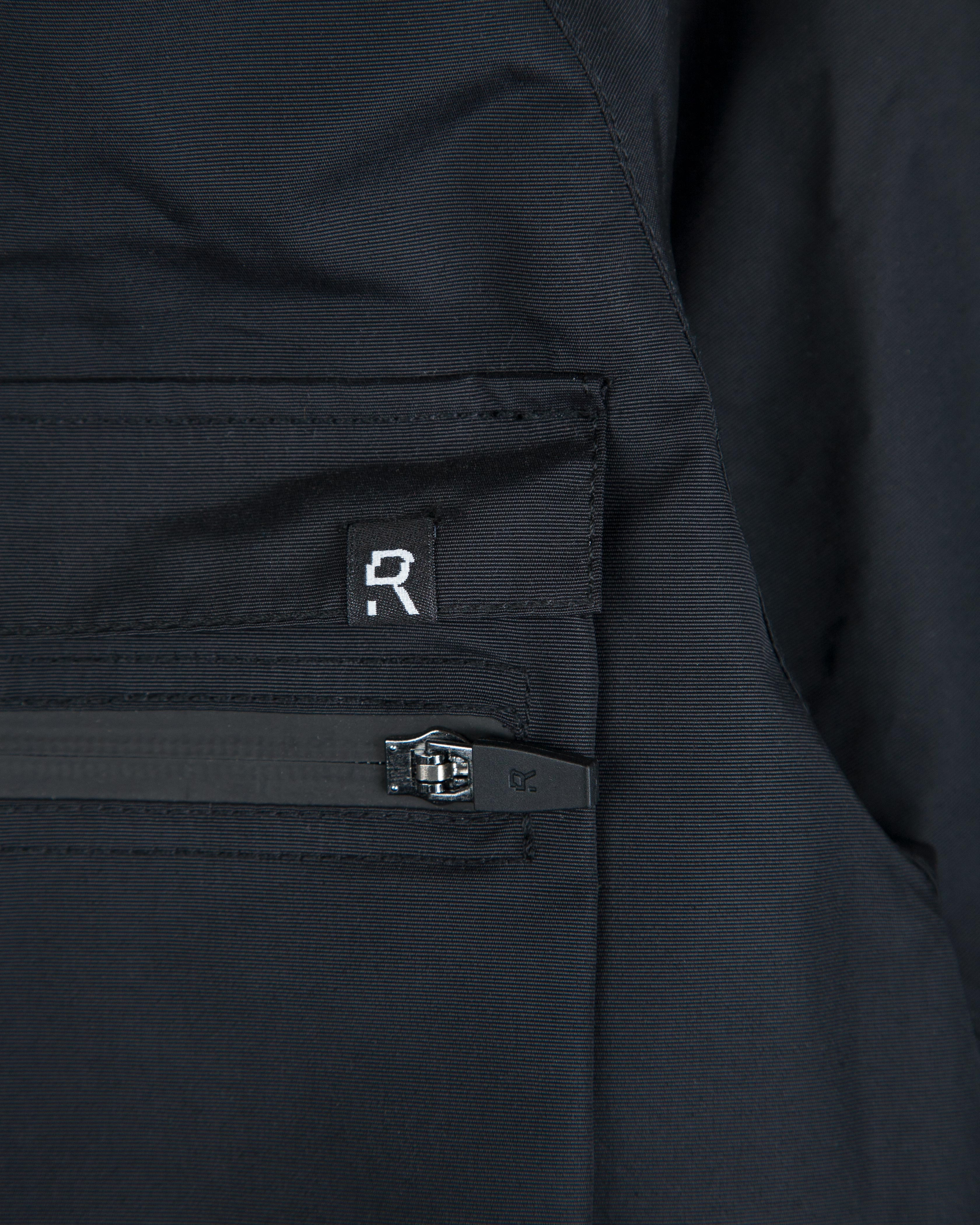 Парка Riot Division Modularity Jacket FW18 Black