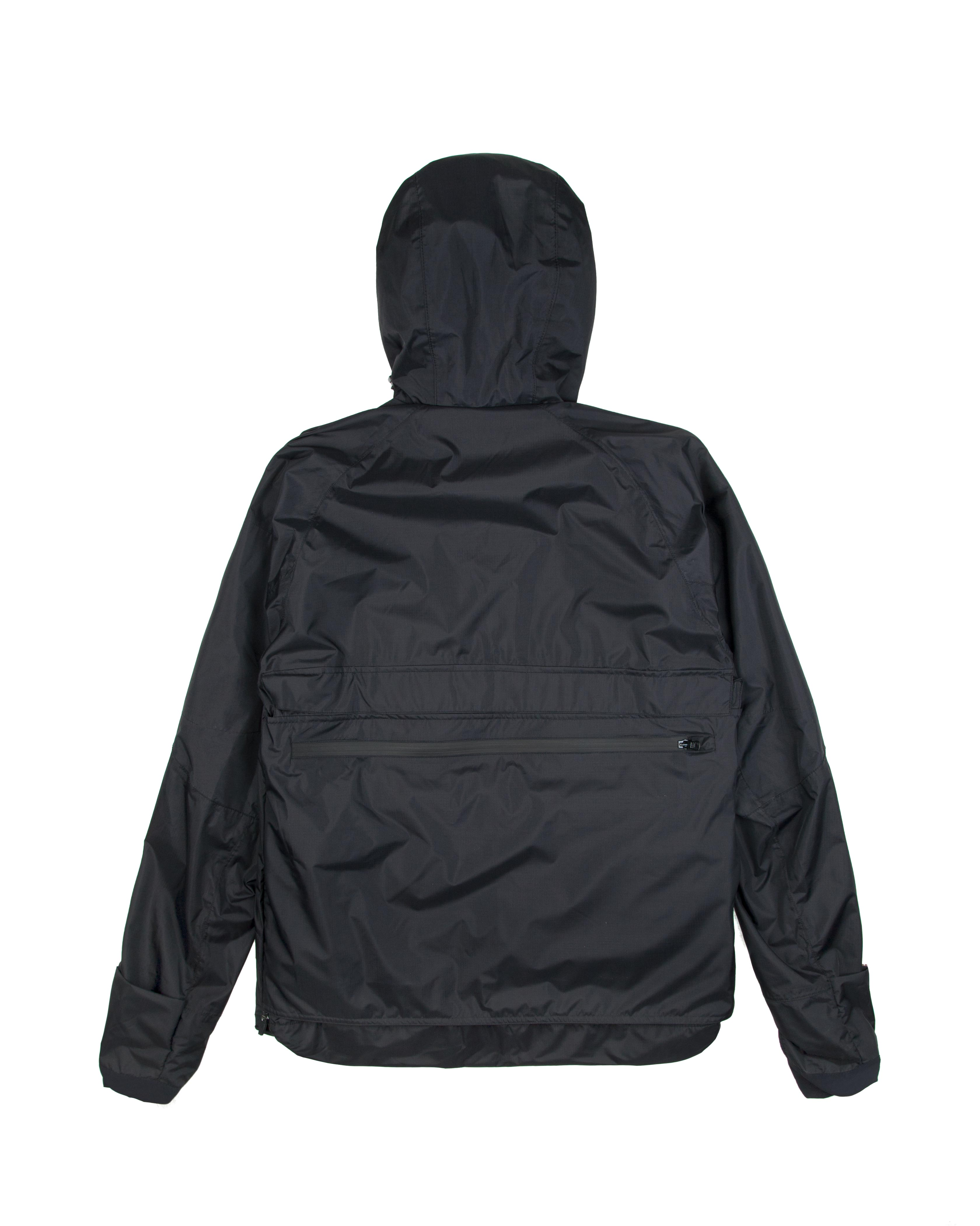 Анорак Riot Division Urban Transformer Jacket/Bag Modified2 Black