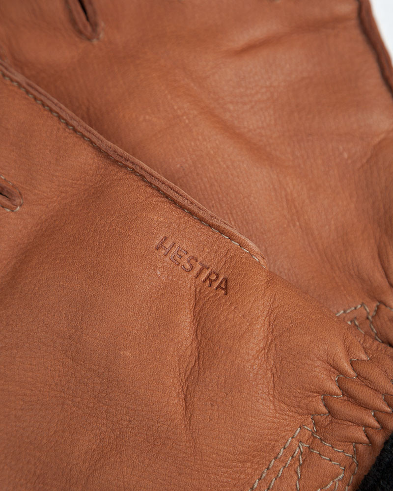 Перчатки Hestra Light Brown 20210 Leather Gloves