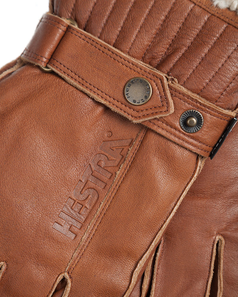 Перчатки Hestra Light Brown Orsa Gloves