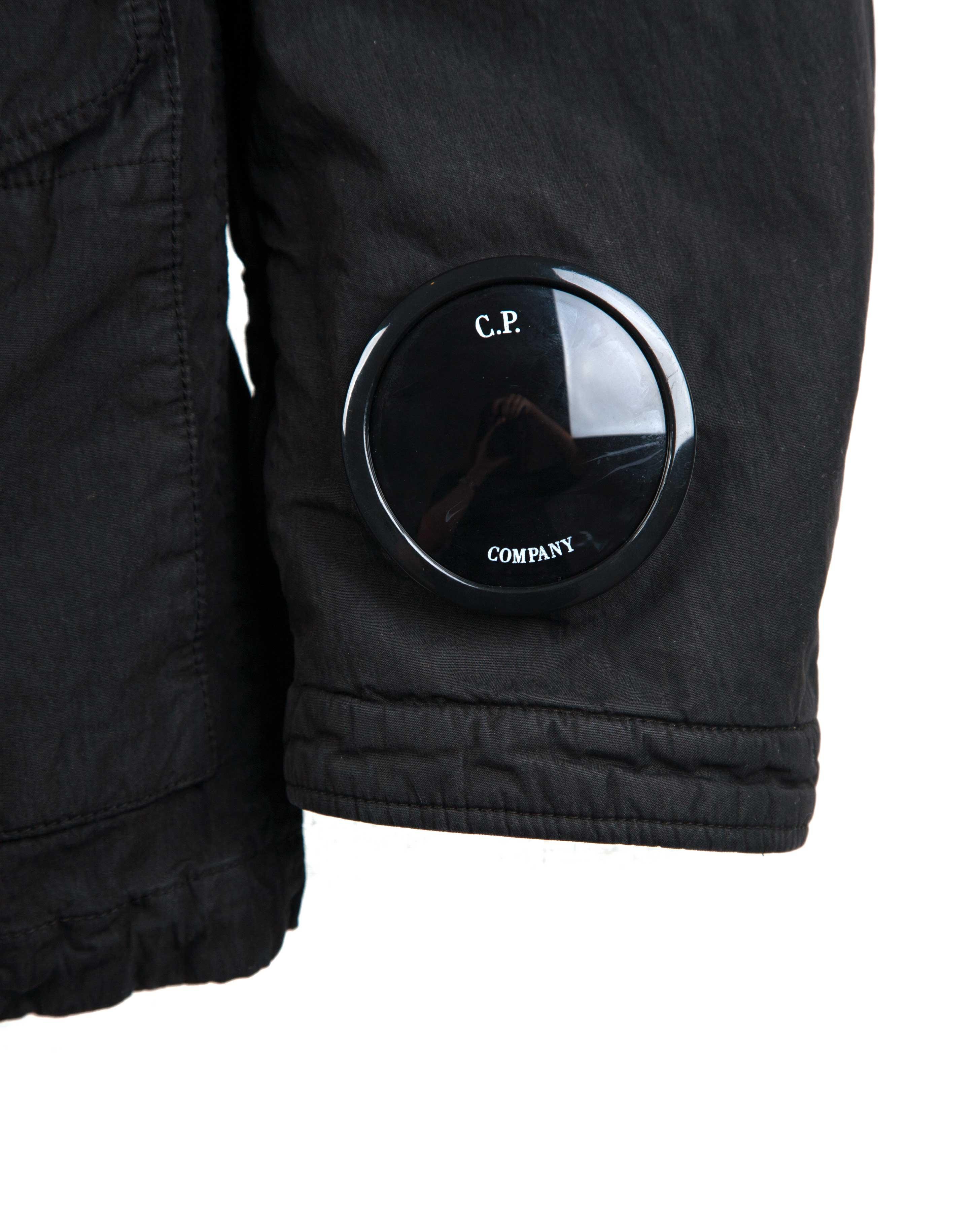 Куртка C.P.Company Black Multipocket Jacket