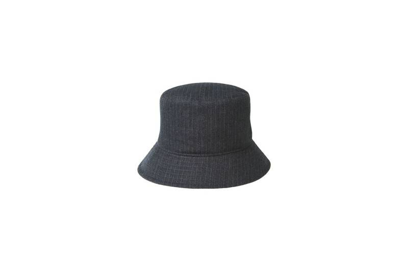 Панама Kangol Suited Spey Dark Blue Bucket Hat