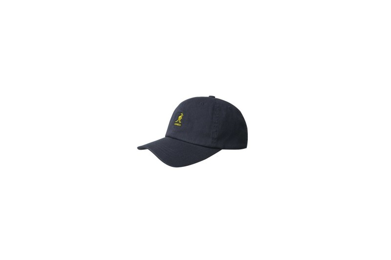 Кепка Washed Baseball Navy