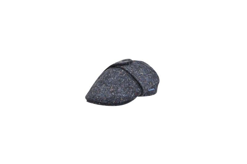 Кепка Kangol Tweed Bugatti Space Marl