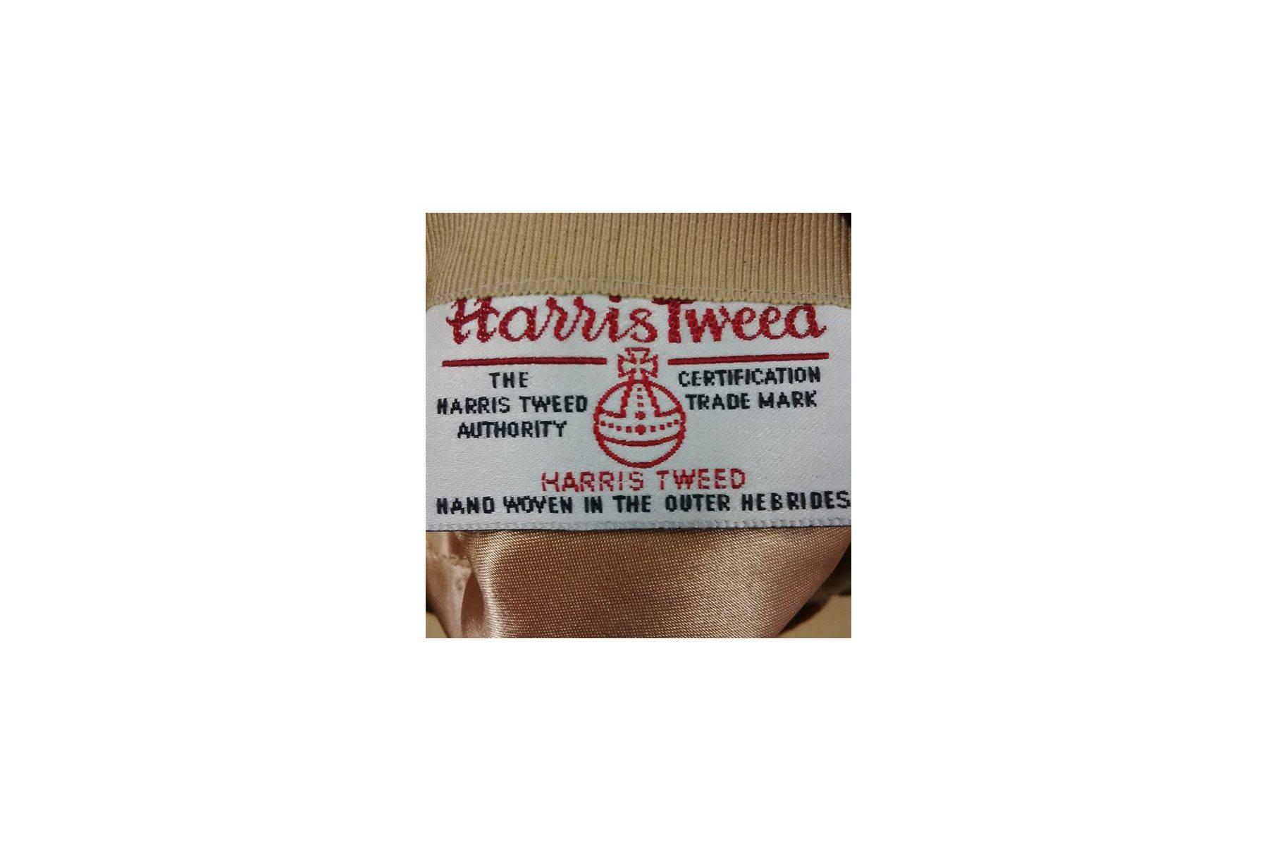 Кепка Kangol Tweed Bugatti X Harris Tweed