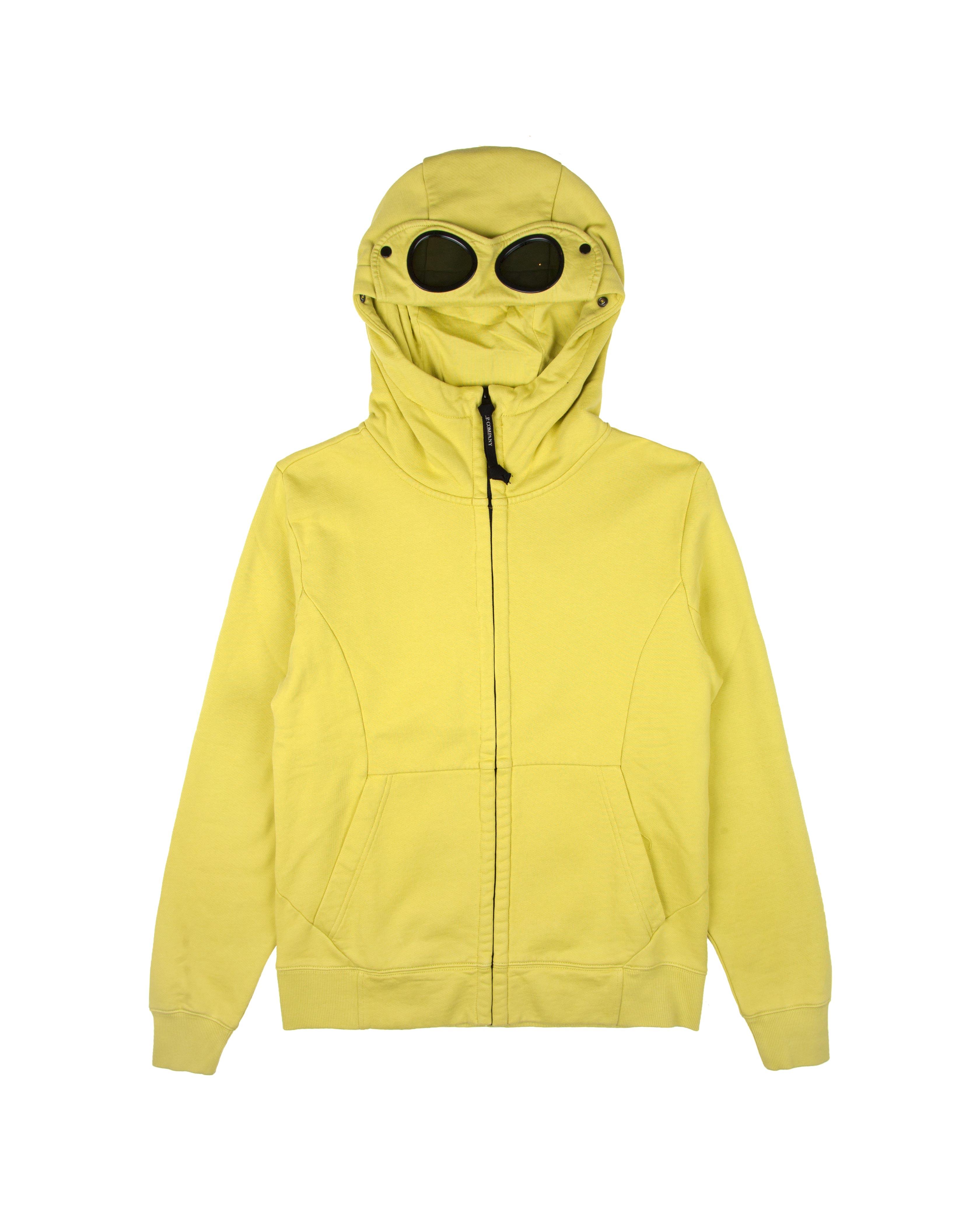 Худи C.P.Company Yellow Lens Hoody