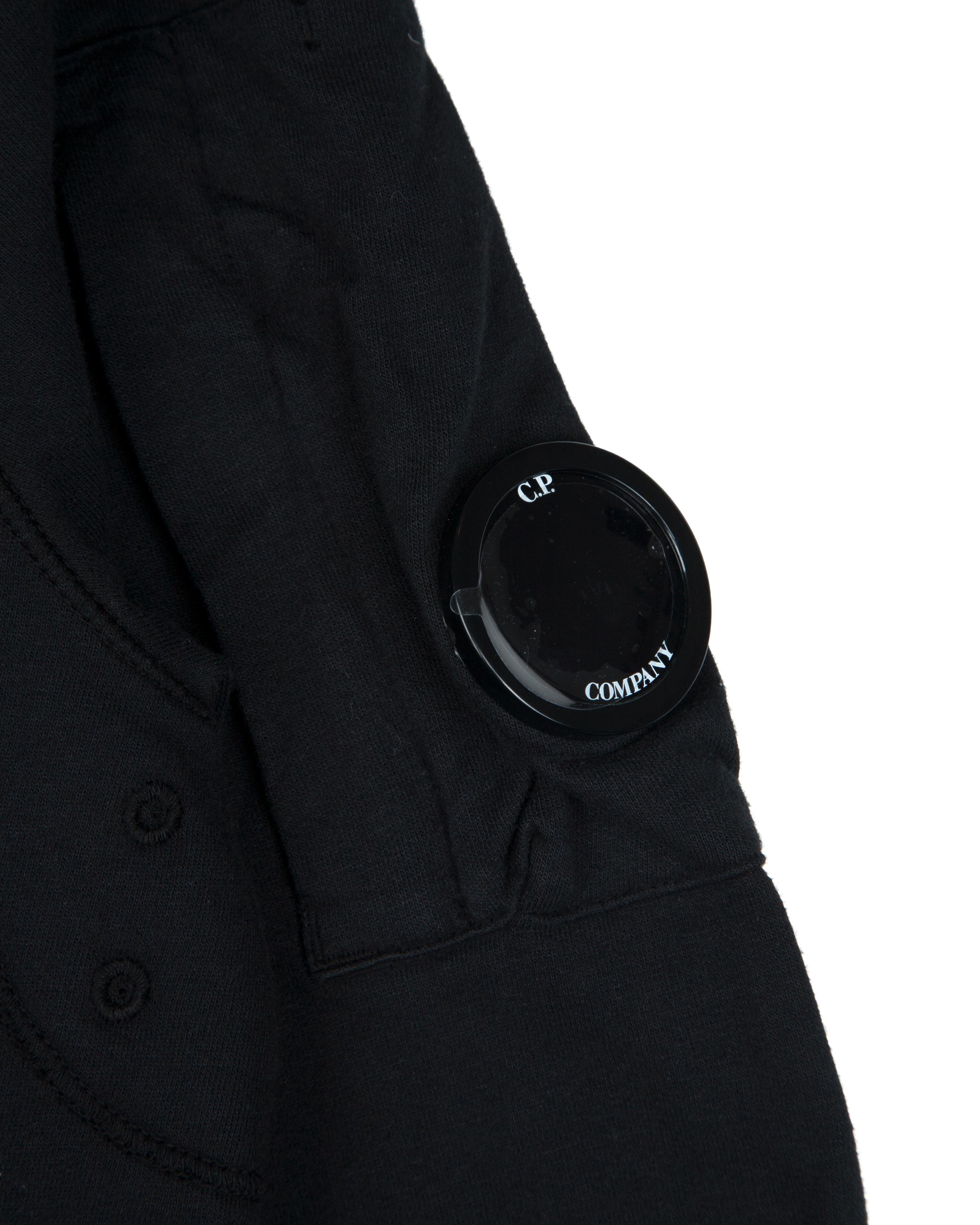 Свитшот C.P.Company Black WV Sweatshirt