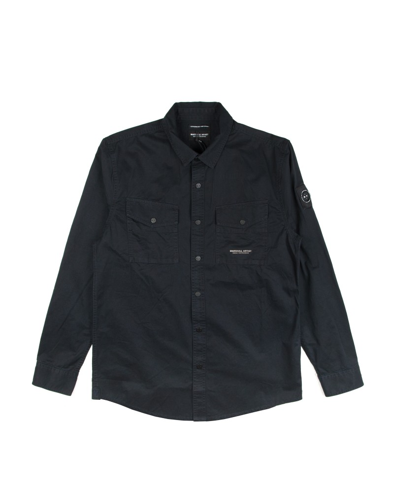 Ветровка Marshall Artist Navy Overshirt