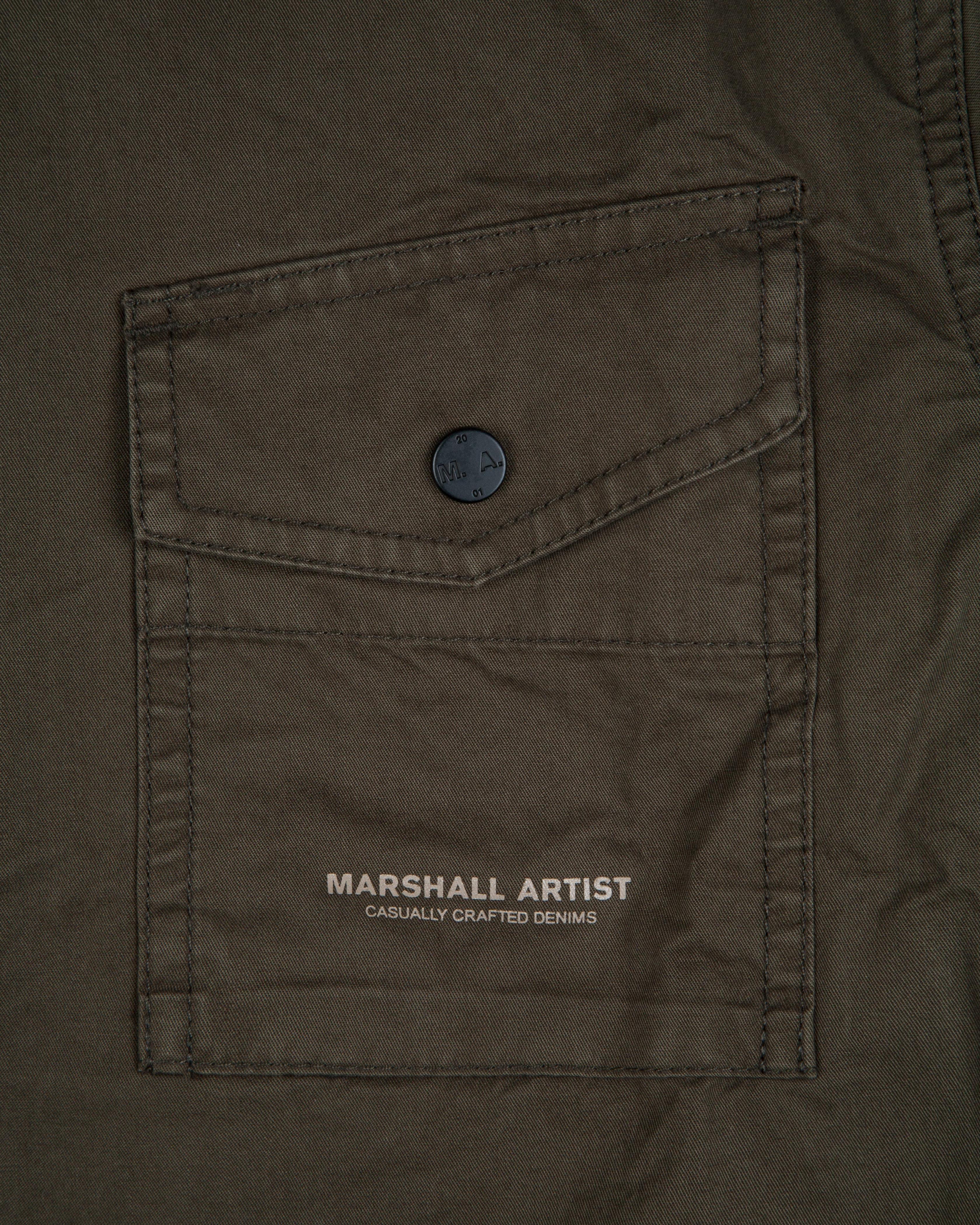 Ветровка Marshall Artist Khaki Overshirt