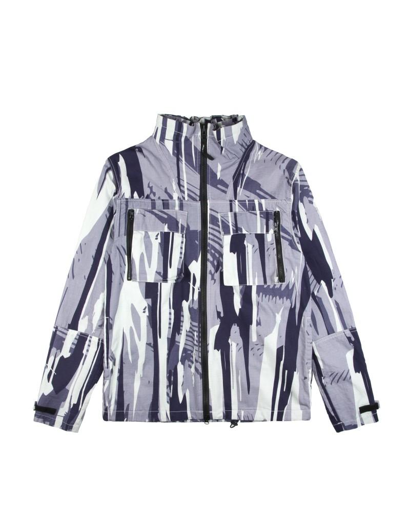 Куртка Marshall Artist Camo White-Violet-Grey Jacket