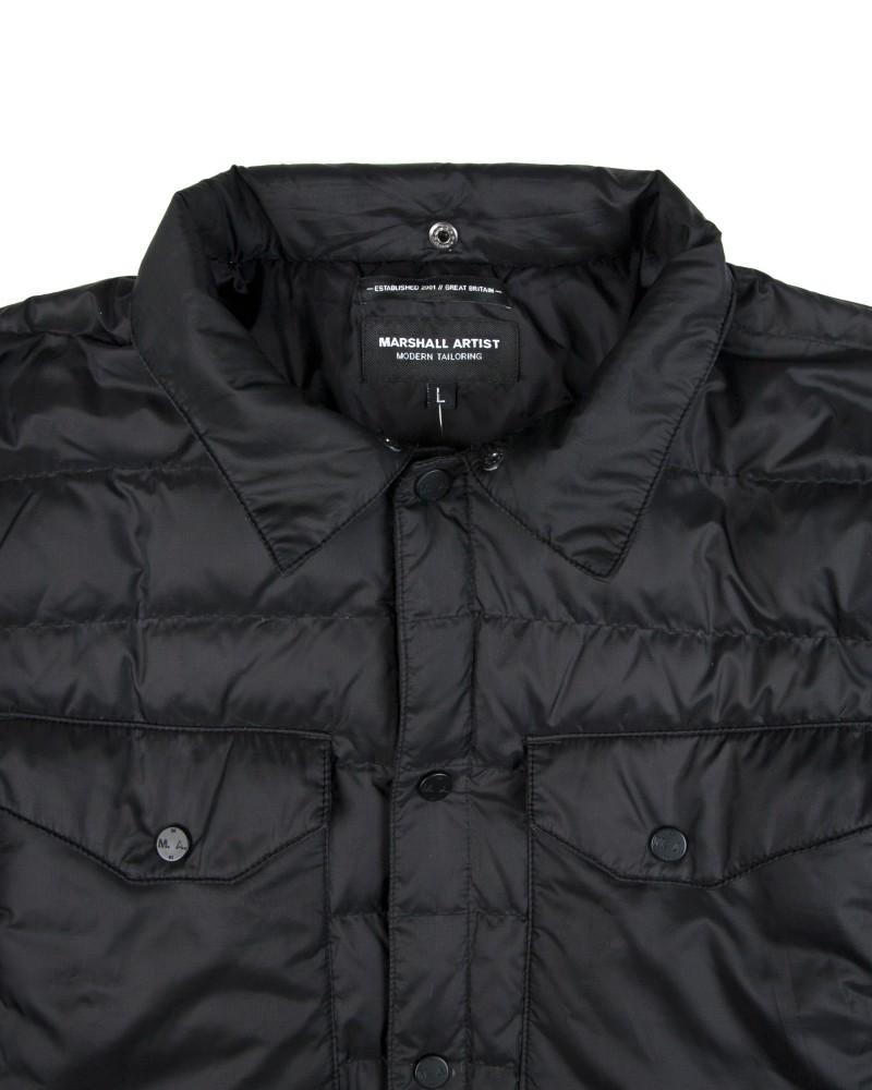 Куртка Marshall Artist Black Down Jacket