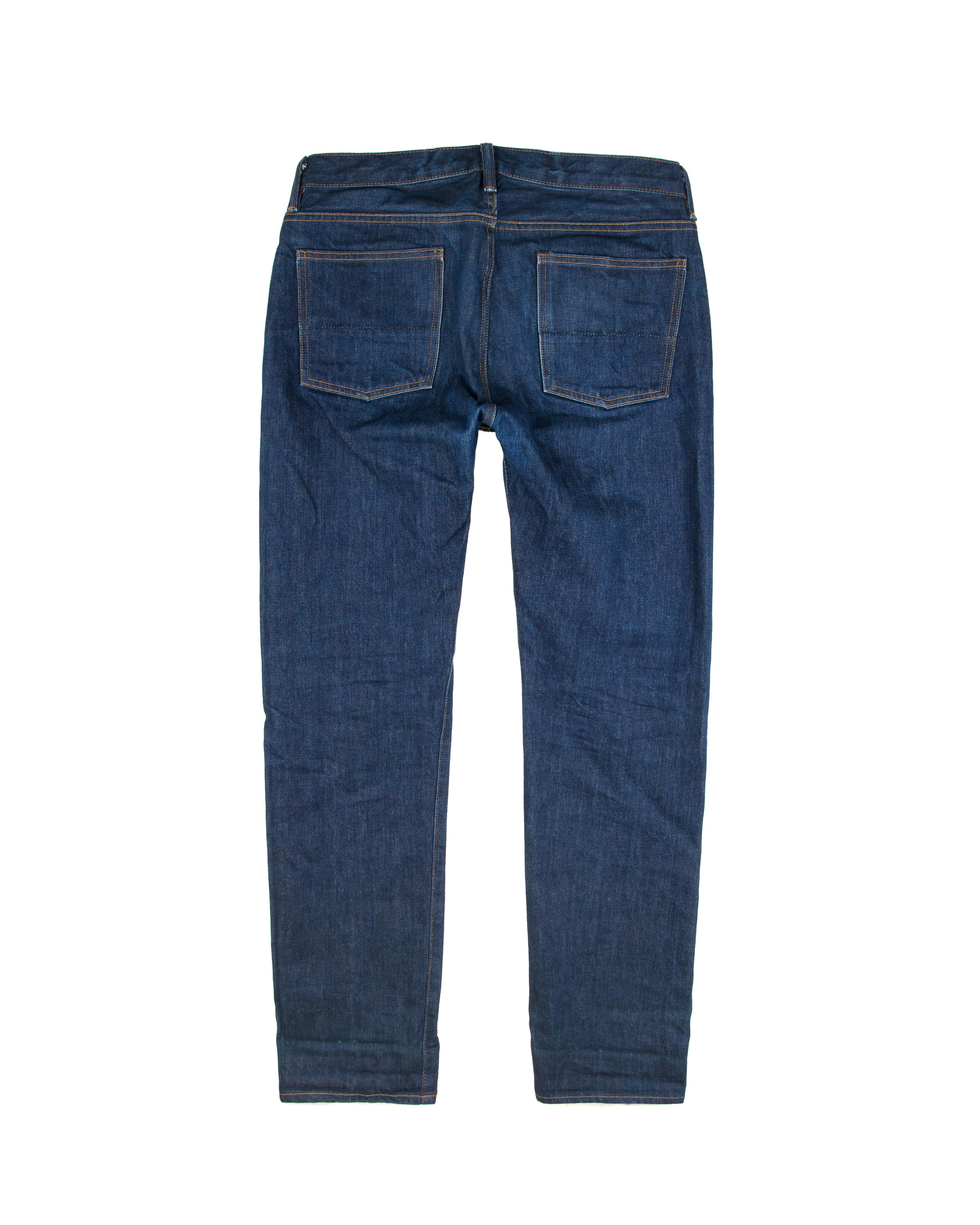 Брюки Norse Projects Blue Jeans