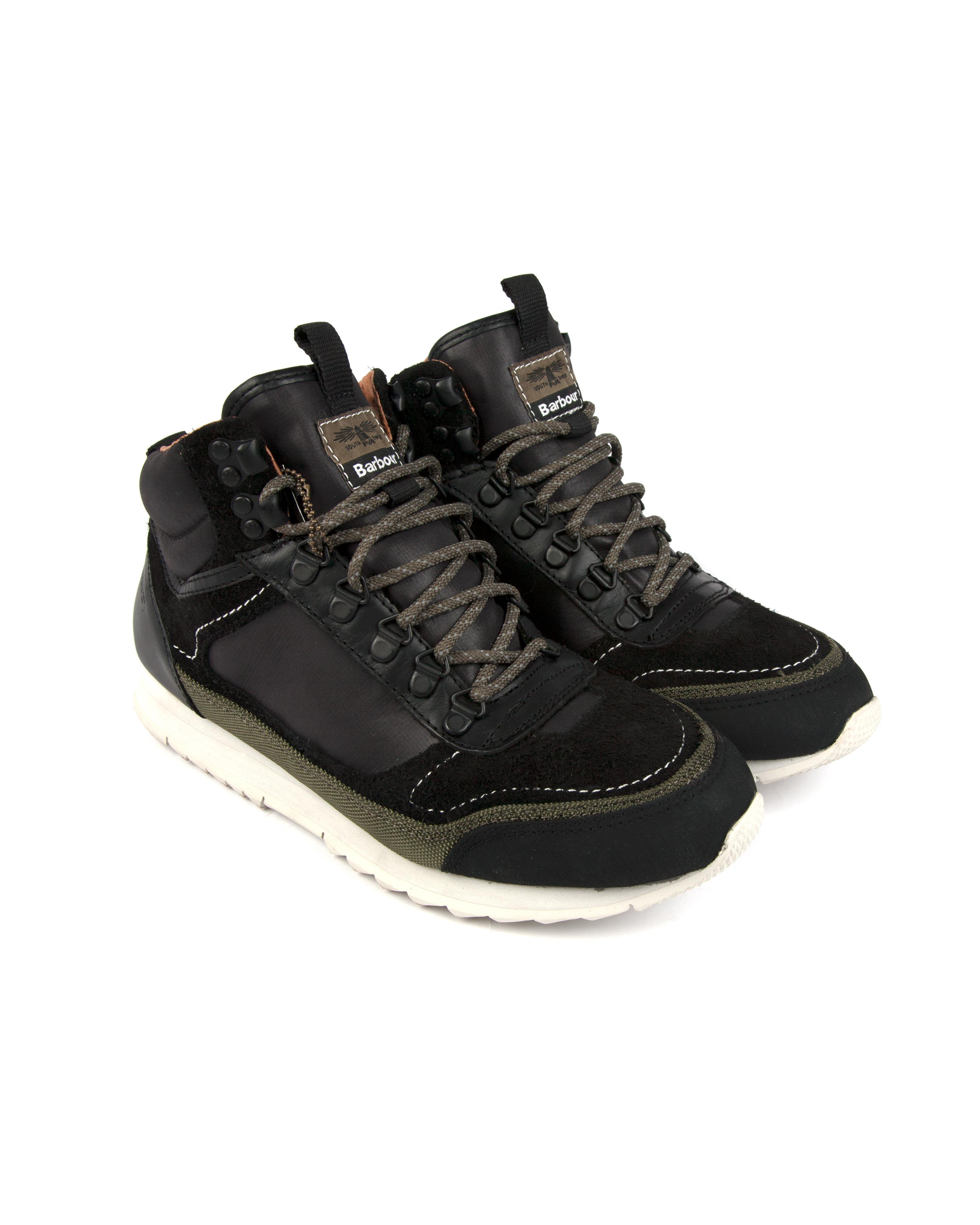 Ботинки Barbour Tech Winter Boots Black