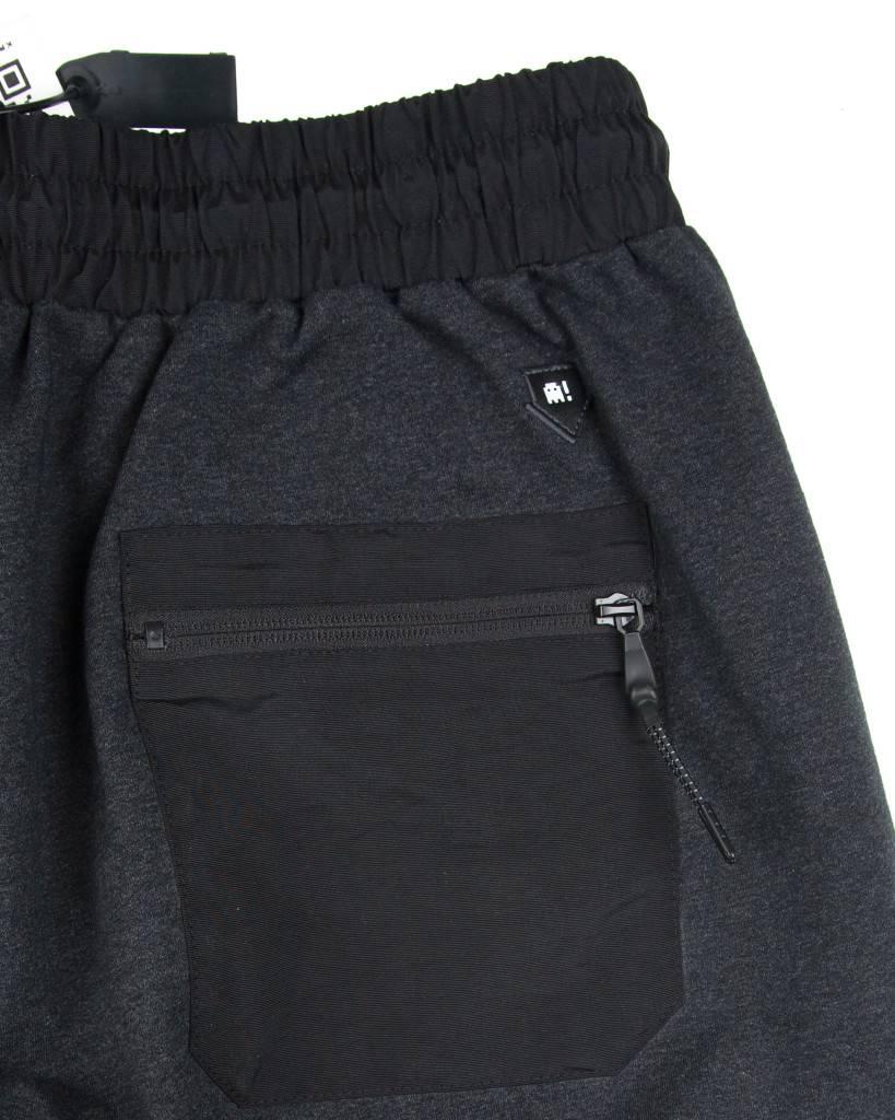 Брюки Krakatau Dark Grey Nylon/Cotton Pants