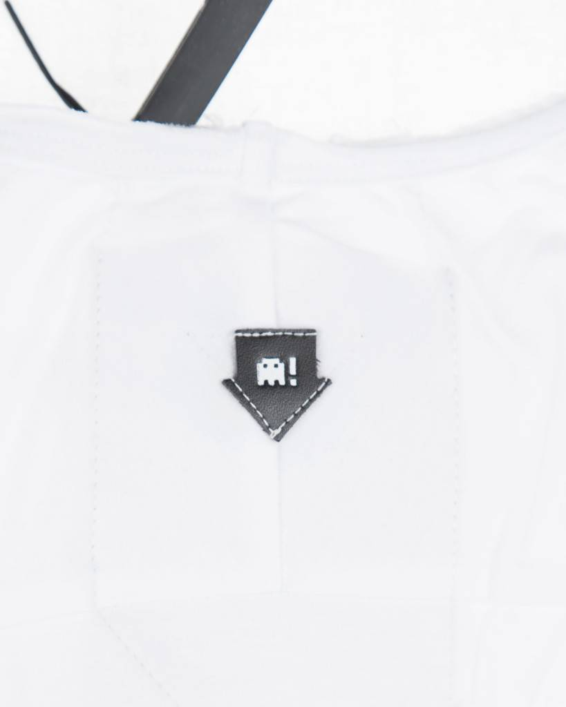 Футболка Krakatau White With Colour Details