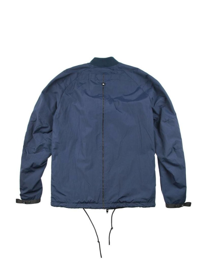 Ветровка Krakatau Navy Long Bomber