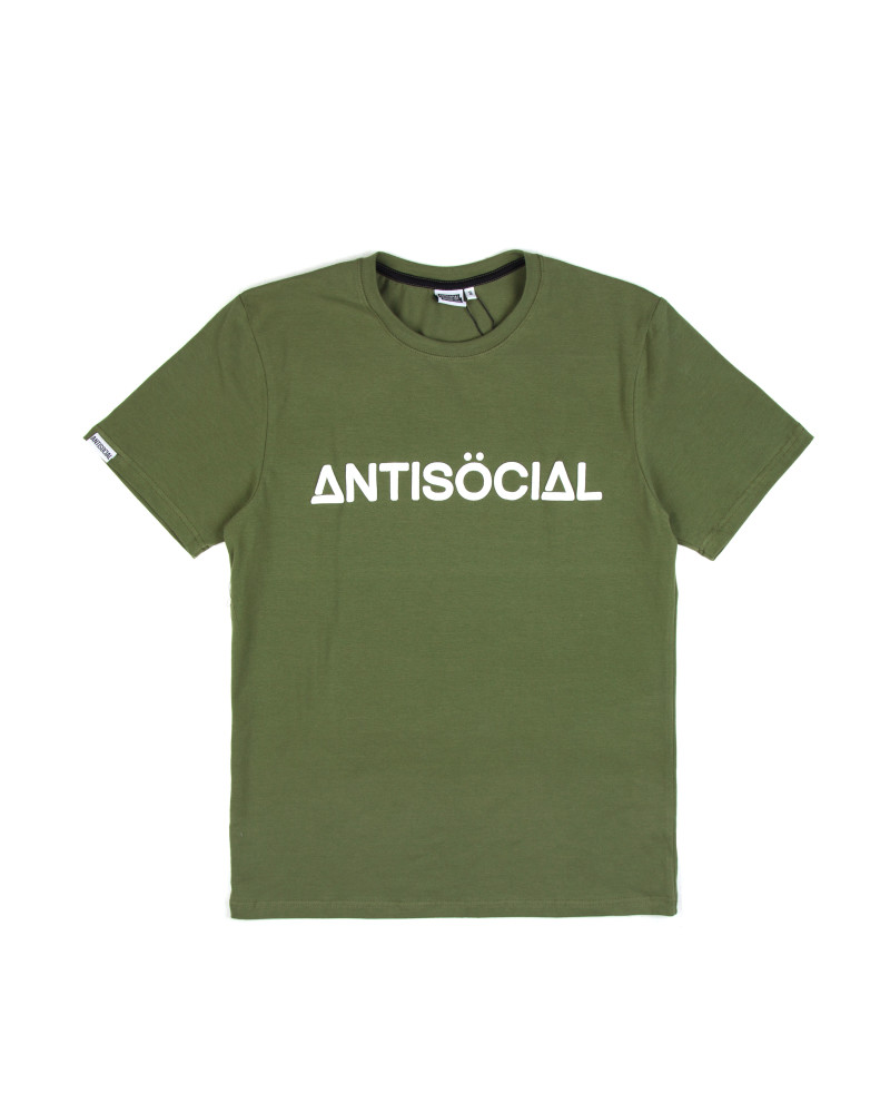 Футболка ANTISOCIAL Base 2.0 Olive