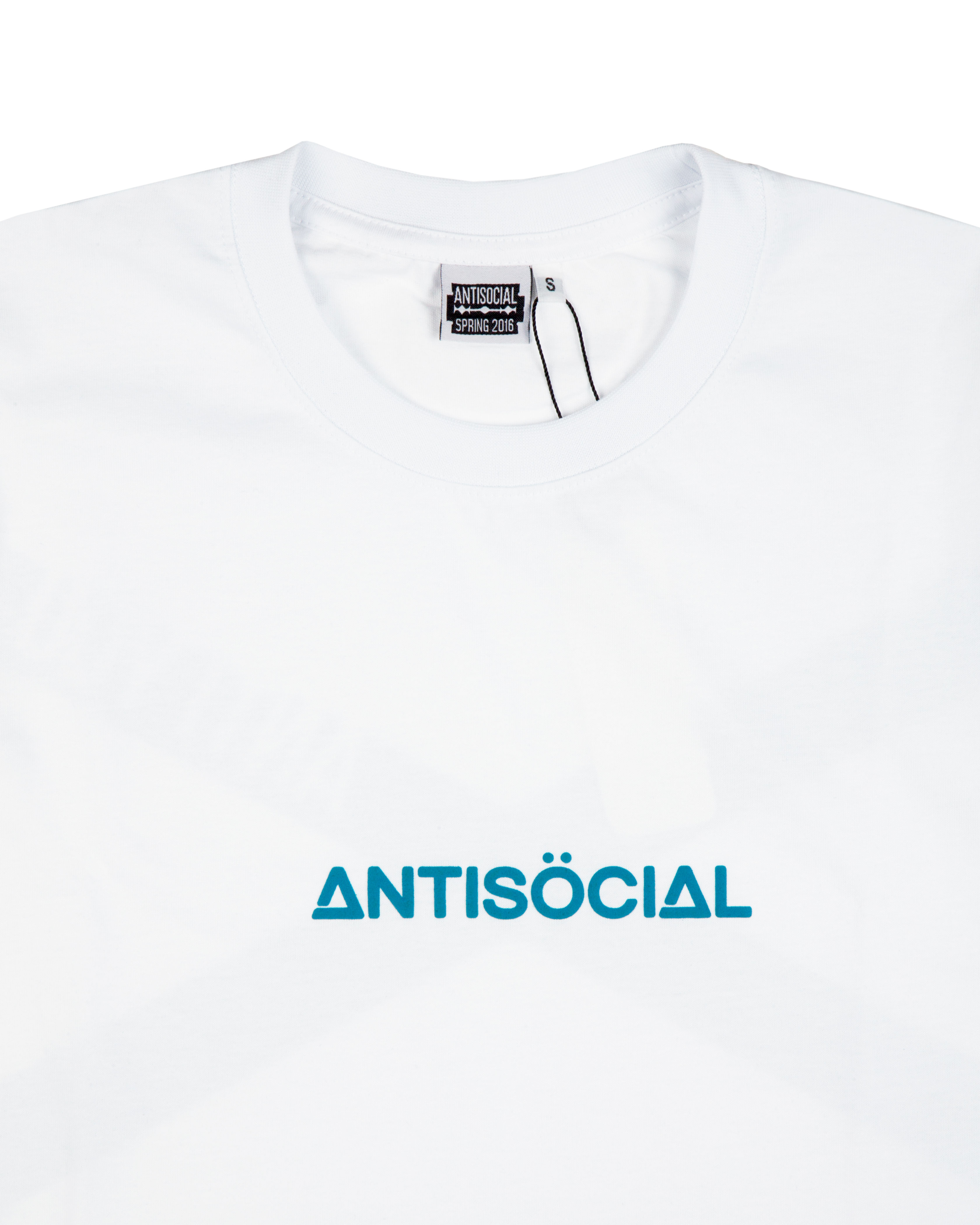 Футболка ANTISOCIAL Base Cross 2.0