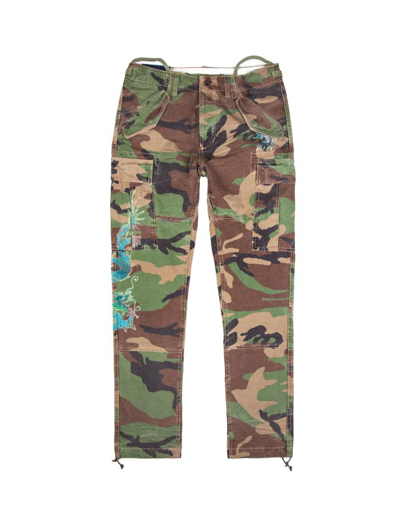 Брюки Ralph Lauren Camo M43 Cargo Pant