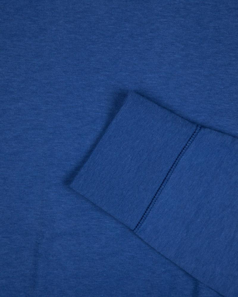 Свитшот Ralph Lauren Double Tech Blue Crew Sweat