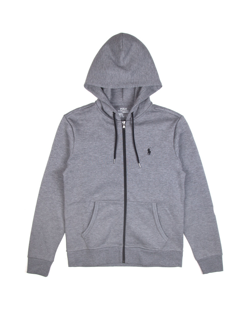 Толстовка Ralph Lauren Double Tech Grey Hoody