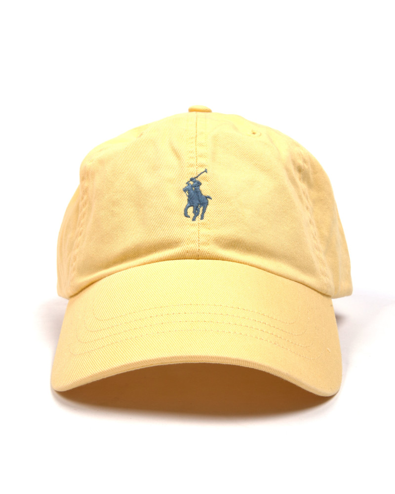 Кепка Ralph Lauren Banana Peel Classic Baseball Cap
