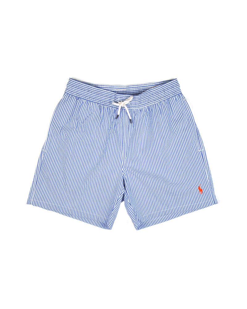 Шорты Ralph Lauren Cruise Royal Traveler Short Seersucker