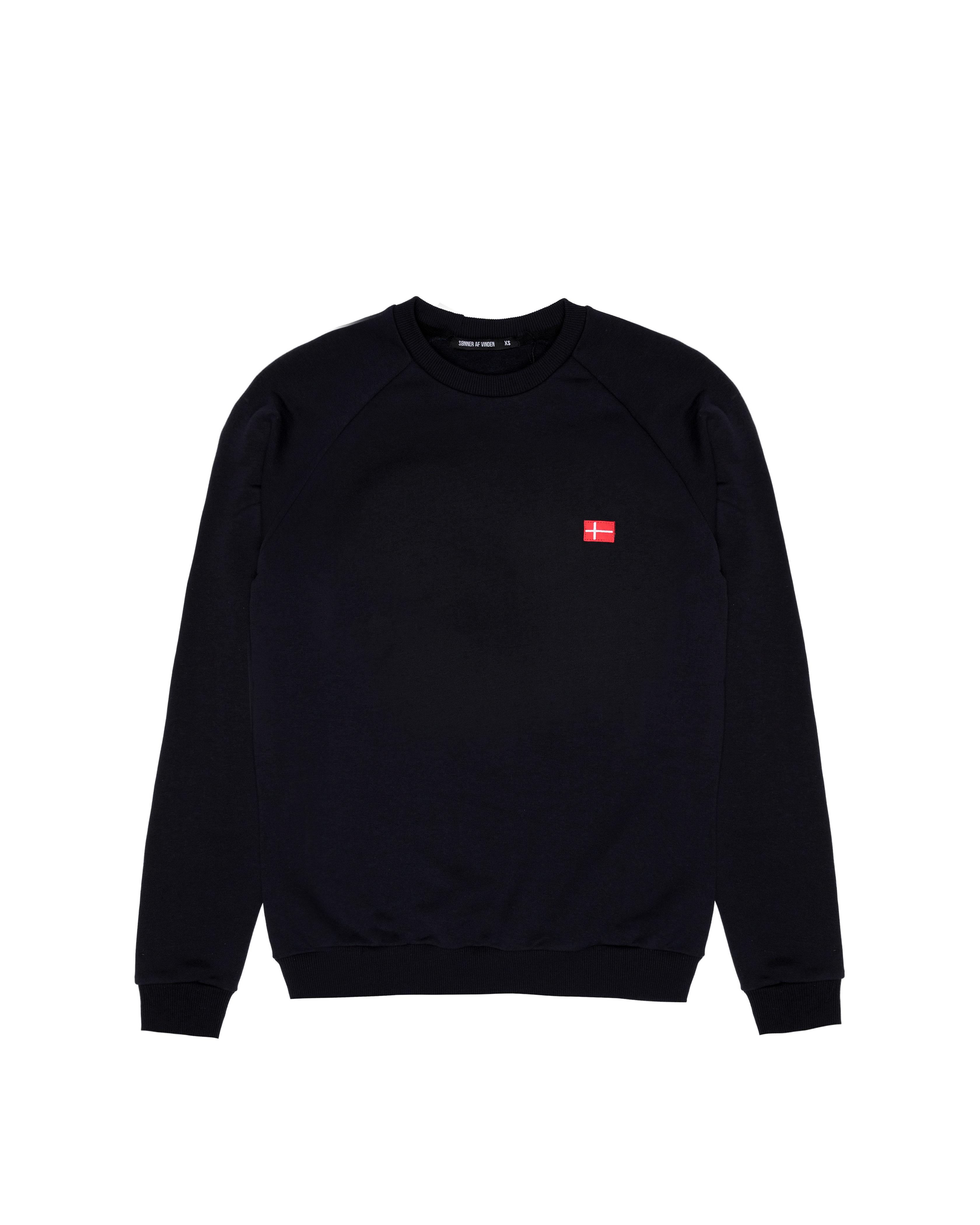 Свитшот Sønner Af-Vinden Axe Navy Sweatshirt