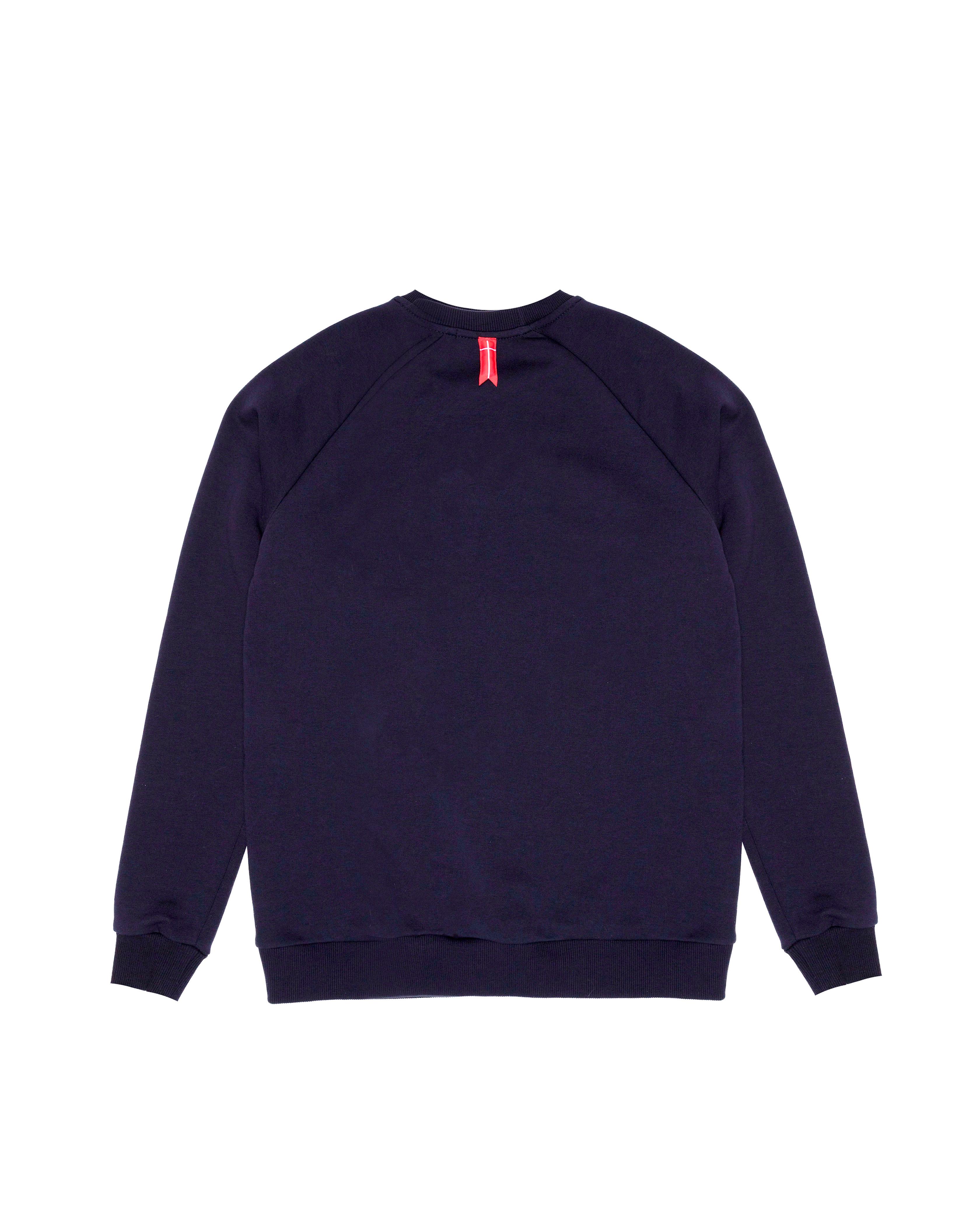Свитшот Sønner Af-Vinden Odin Navy Sweatshirt