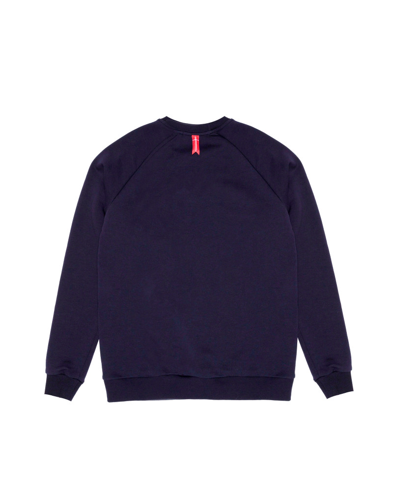 Свитшот Sønner Af-Vinden Great Expedition Navy Sweatshirt