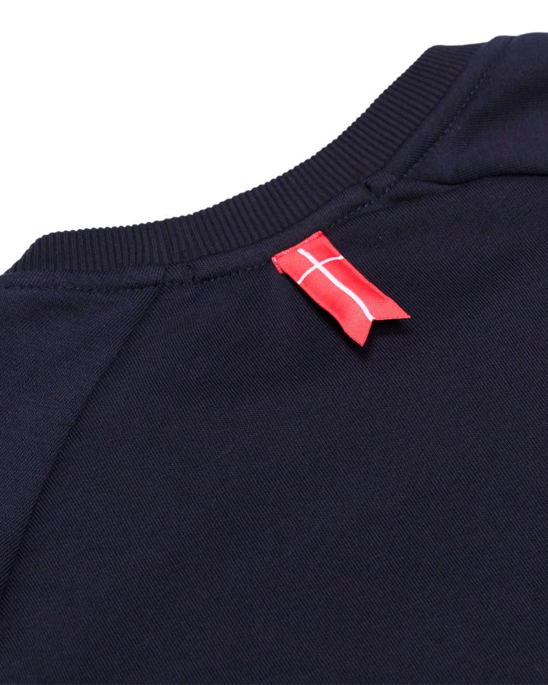 Свитшот Sønner Af-Vinden Gloy Circle Navy Sweatshirt
