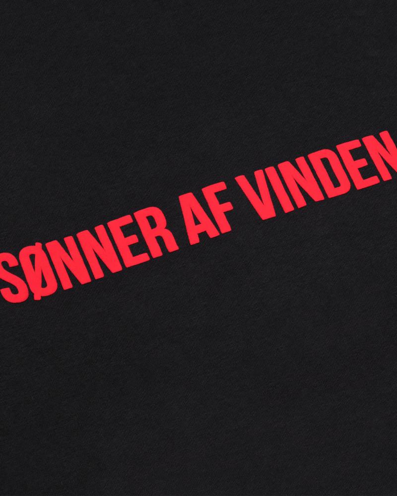 Свитшот Sønner Af-Vinden Bar Logo Graphite Sweatshirt