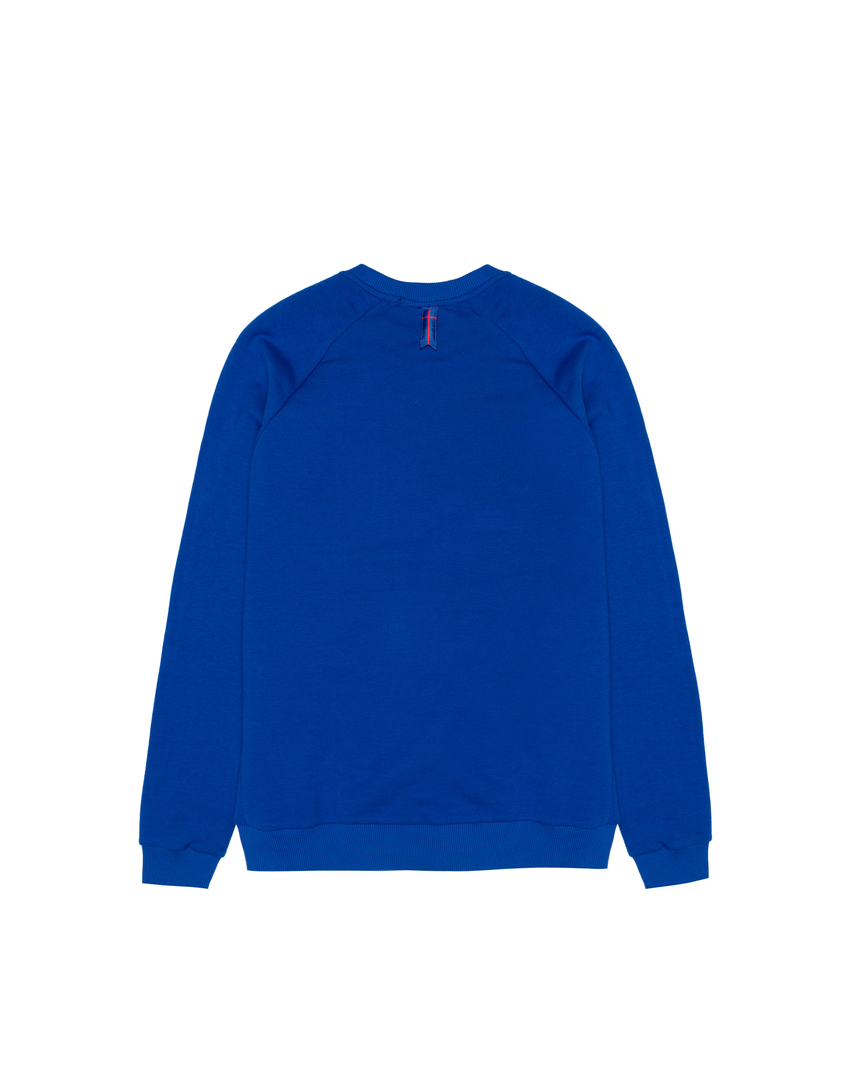 Свитшот Sønner Af-Vinden Bar Logo Blue Sweatshirt