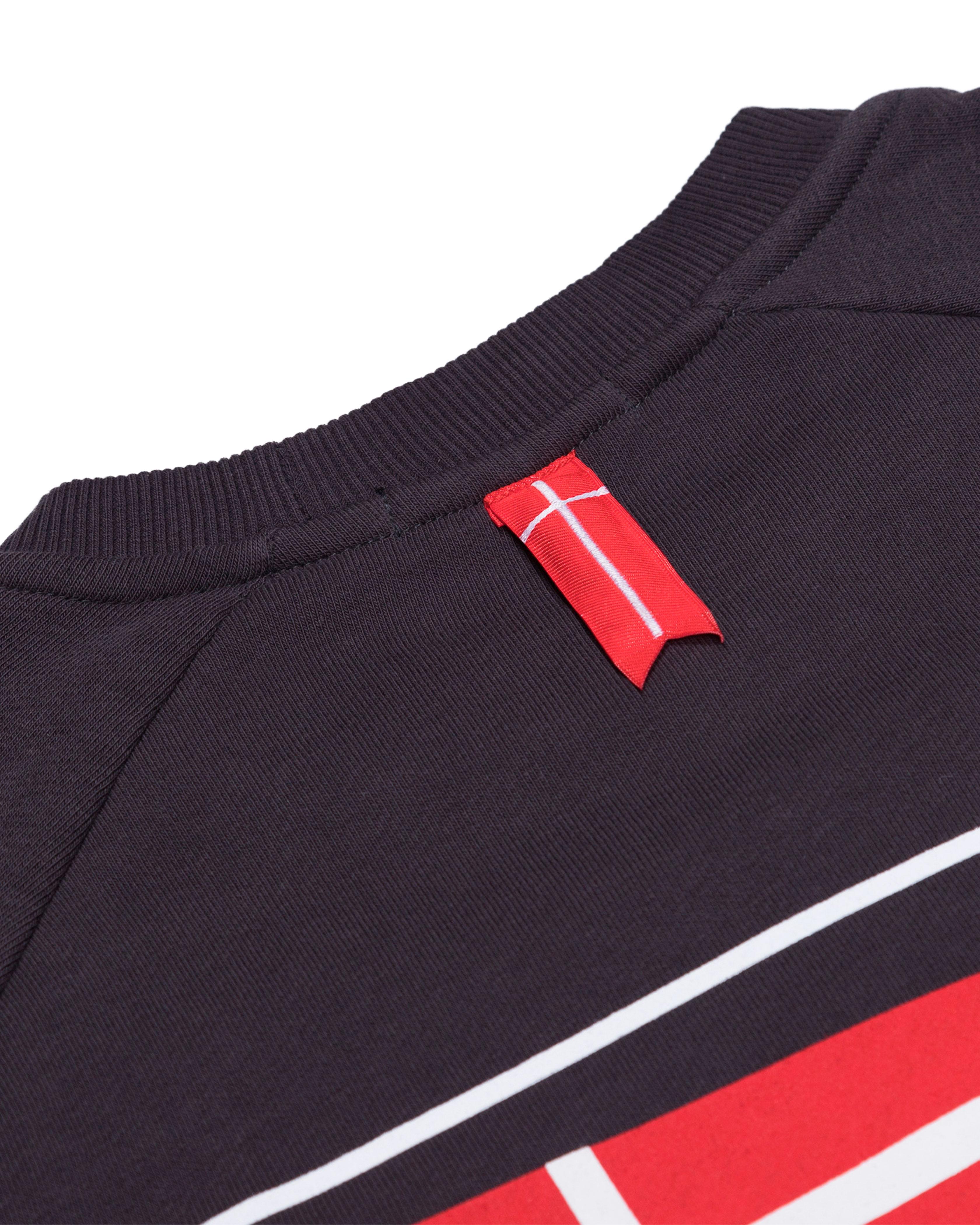 Свитшот Sønner Af-Vinden Lions Graphite/Red Sweatshirt
