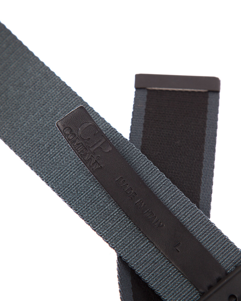 Ремень C.P.Company Sling Belt Black