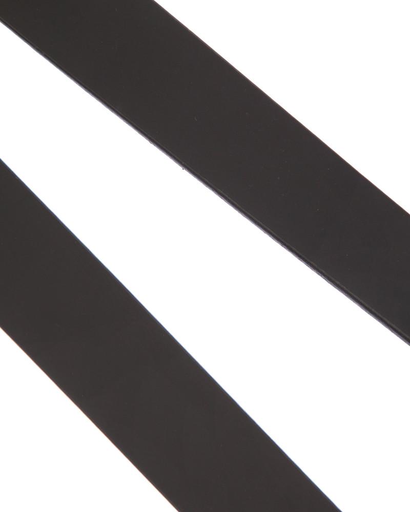 Ремень C.P.Company Leather Automatic Buckle Belt Black
