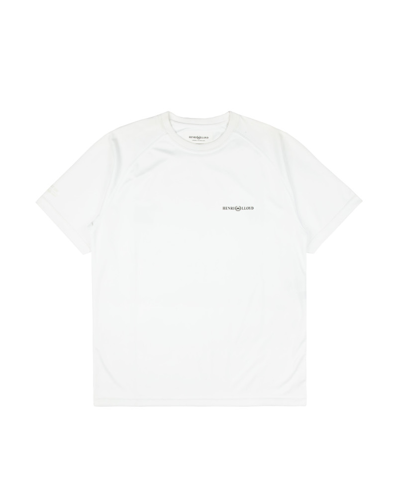 Футболка Henri Lloyd White Small Logo Tee