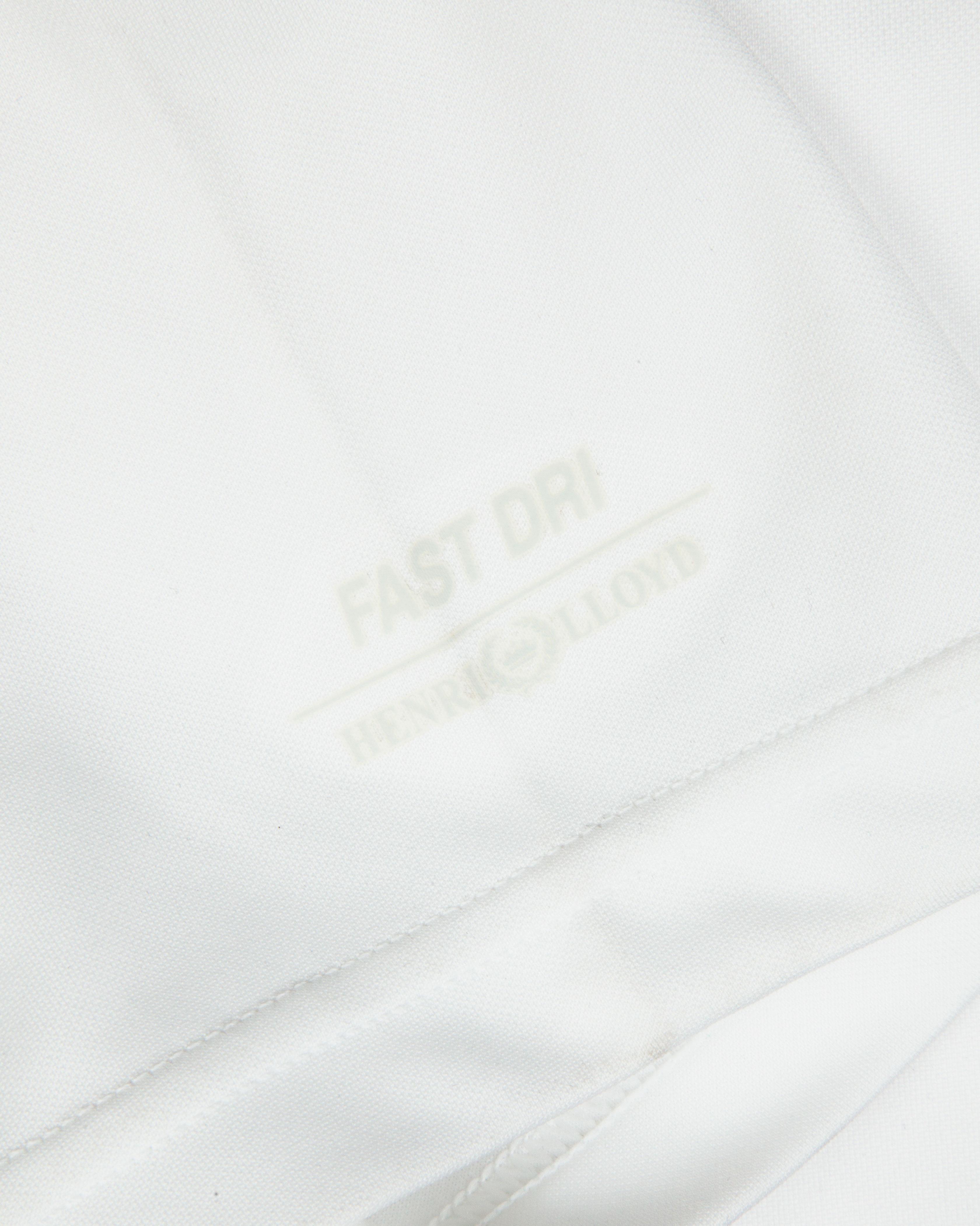Футболка Henri Lloyd White Small Logo Tee