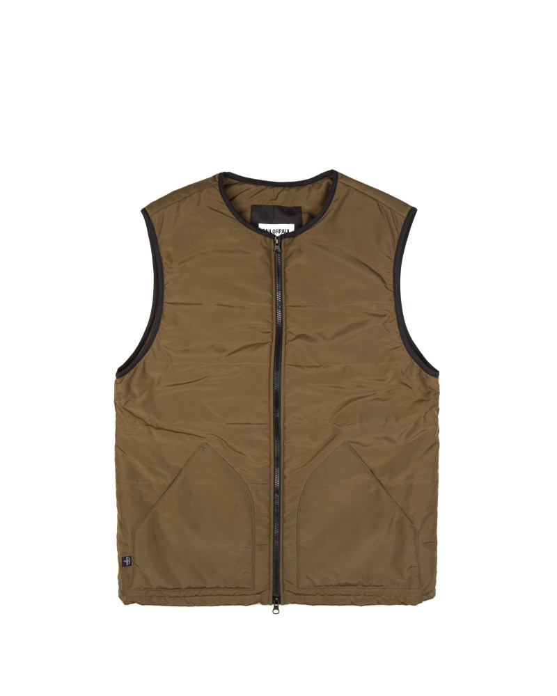 Жилет Sailor Paul Lightweight Vest Khaki