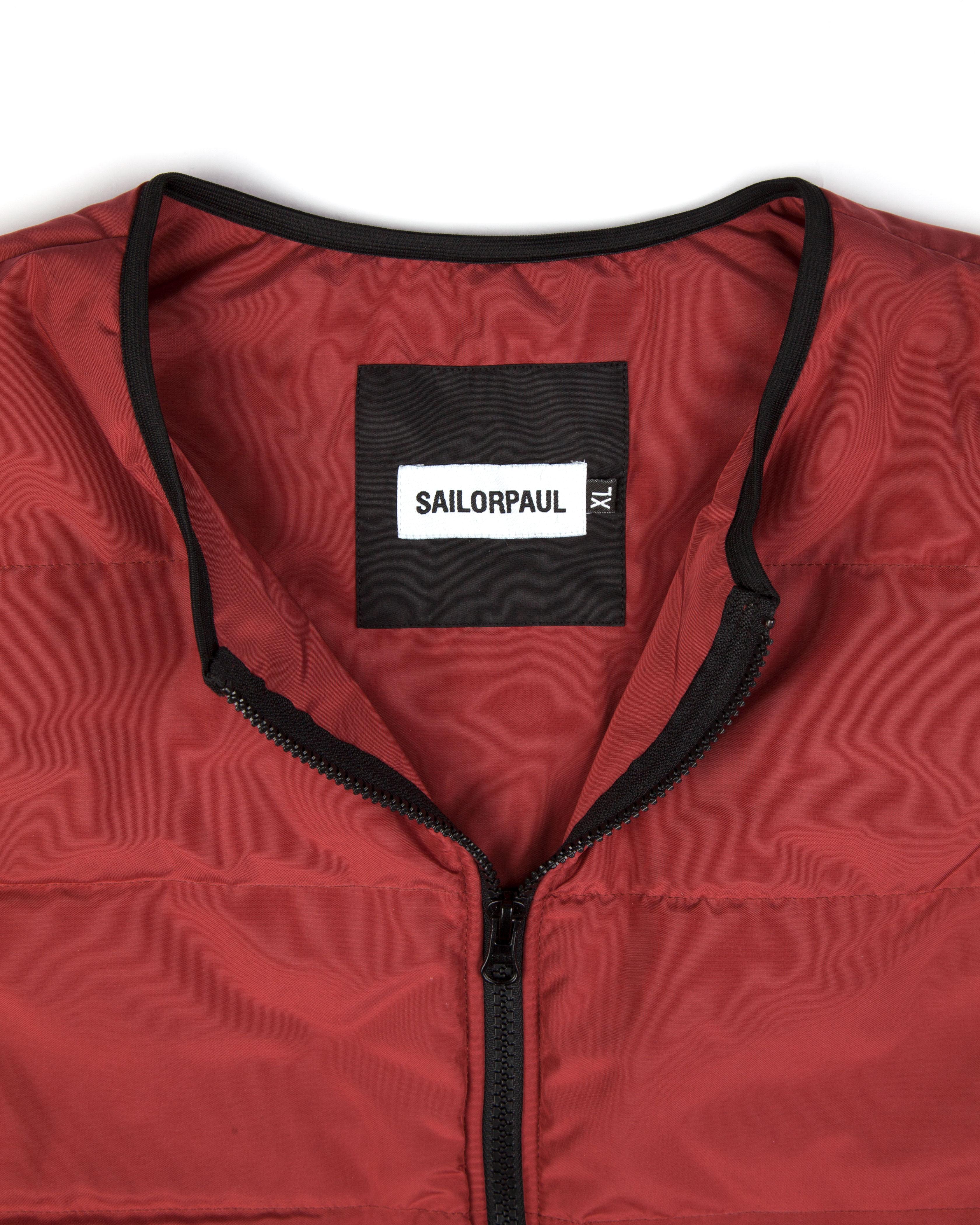 Жилет Sailor Paul Lightweight Vest Red